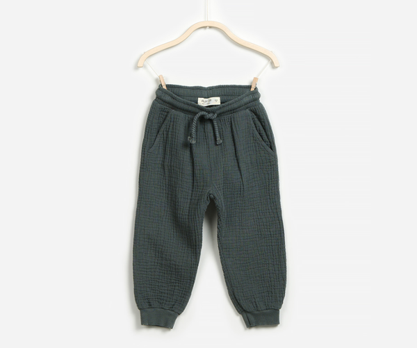 Woven Trousers For Boys, Trousers - Little Pancakes