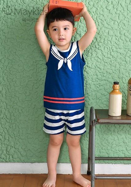 2 Piece T-Shirt & Shorts Set, Set - Little Pancakes