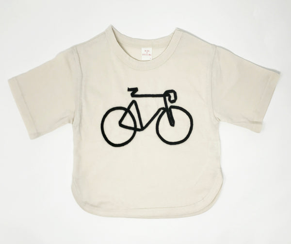 Bicycle T-shirt, T-Shirt - Little Pancakes