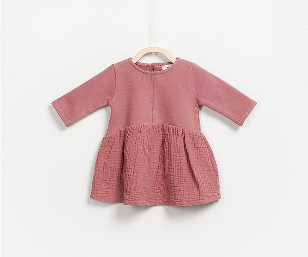 Peony Dress, Dresses - Little Pancakes