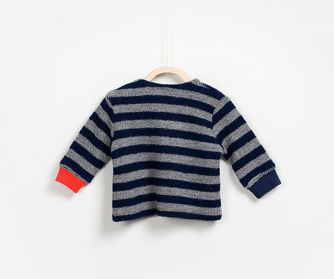 Striped Jumper, Jumpers - Little Pancakes
