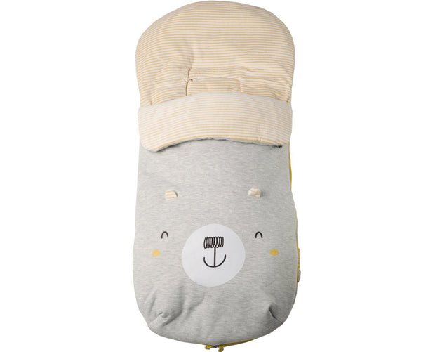 Baby Bear Footmuff, Accessories - Little Pancakes
