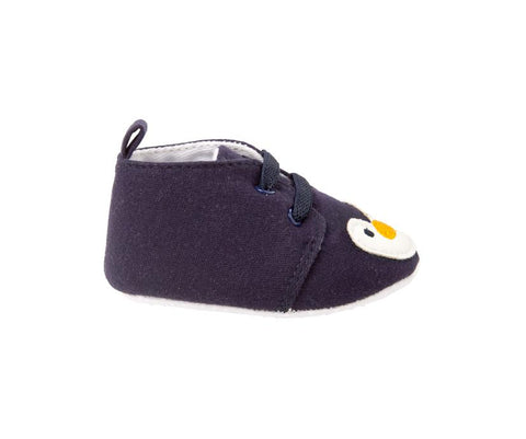 Baby Penguin Pre-Walker Shoes, Shoes - Little Pancakes