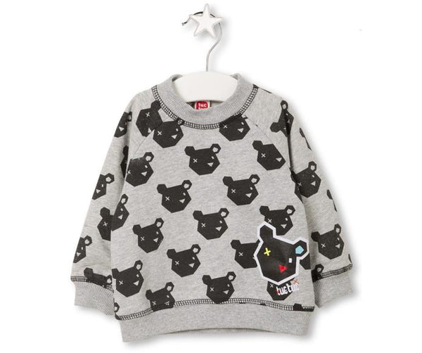 Cool Bear Jumper, Jumpers - Little Pancakes
