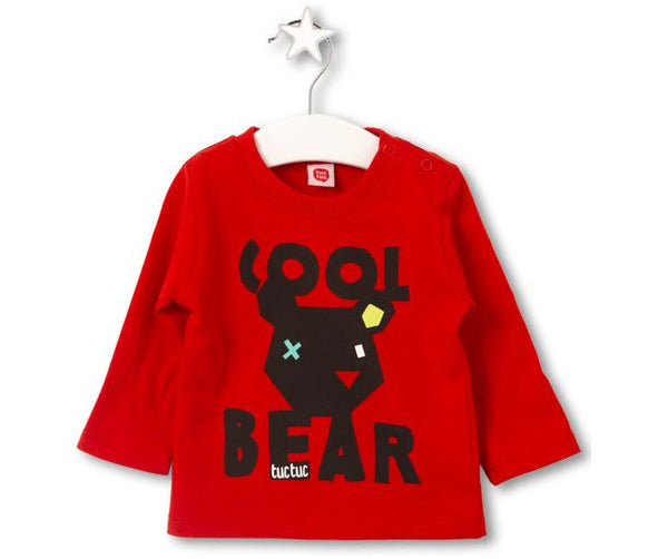 Cool Bear T-Shirt, T-shirts - Little Pancakes