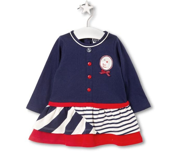 Little Whale Dress, Dresses - Little Pancakes