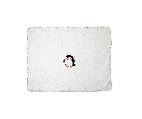 Sea Animal Friends Blanket, Accessories - Little Pancakes