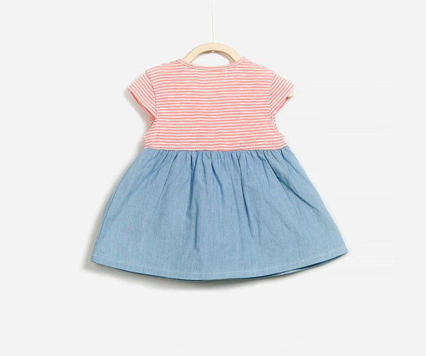 Carnation Dress, Dresses - Little Pancakes