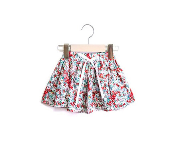 Flora Skirt, Skirt - Little Pancakes