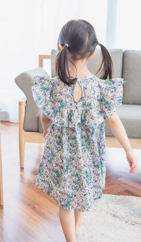 Flower Dress, Dresses - Little Pancakes