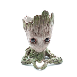 Baby Groot Bonsai Pot