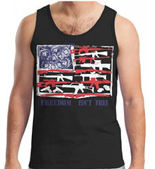 Freedom Isn't Free Men's Tank Top