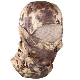 Tactical Full Face Mask Balaclava