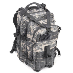 3 Compartment Military Camo Backpack