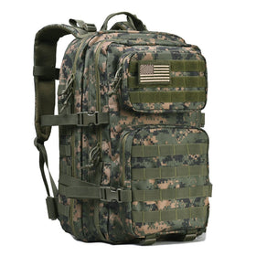 Camo Military Tactical Backpack