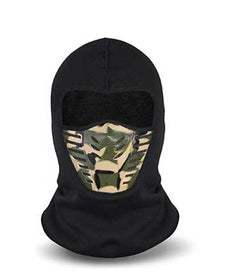 Fleece Windproof Ski Mask for Men and Women