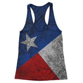 Women's Big Texas Racerback Tank
