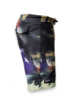 Camo Blend America Board Shorts * Currently out of stock *