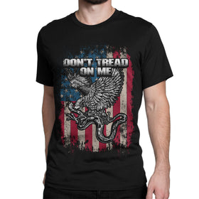 Don't Tread On Me Eagle T-shirt