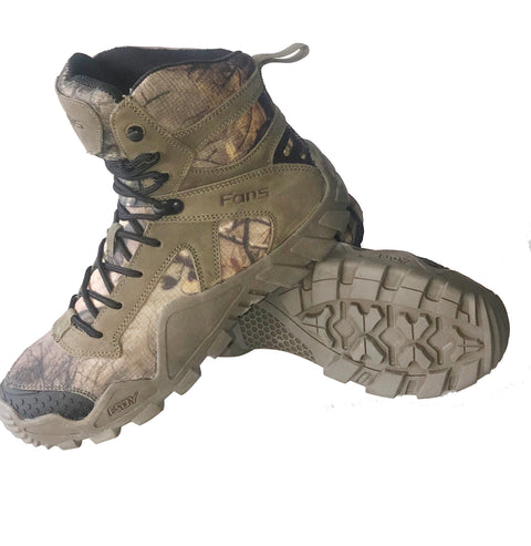 Breathable Desert Tactical Boots