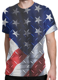 Metallic America T-Shirt
