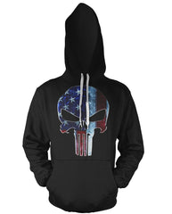 America the Great Punisher Hoodie
