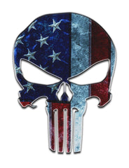 America the Great Punisher Car Decal