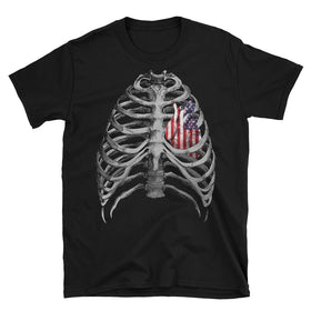 Heart of an American T-Shirt