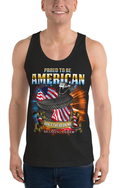 Proud to be an American Tank