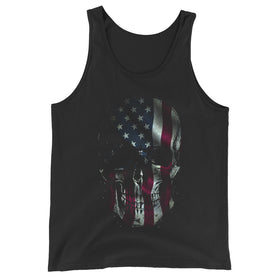 American to the Bone, Patriotic Skull Tank