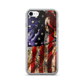 Distressed America Phone Case