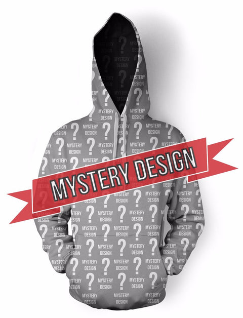 Luger Tactical Mystery Design Hoodie