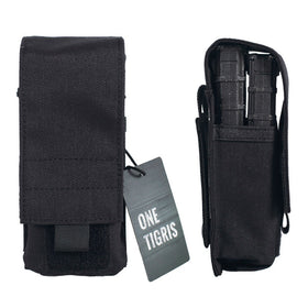 Luger Tactical 1000D Nylon Tactical Pistol Magazine Pouch