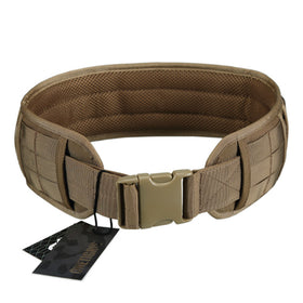 OneTigris Tactical Hunting Molle Battle Belt
