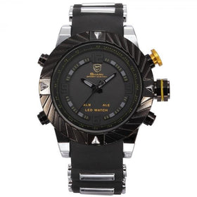 Black and Gold Goblin Shark Watch