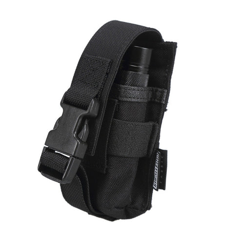 Luger Tactical Flashlight Holster Belt Case
