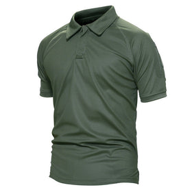 Breathable Tactical Polo Shirt