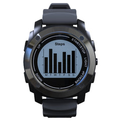 Luger Tactical Bluetooth 6 in 1 GPS Fitness Tracker