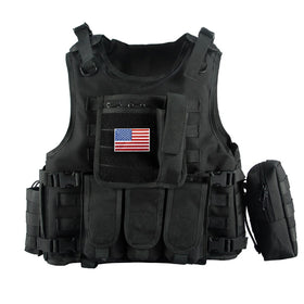 Luger Tactical Body Armor Vest