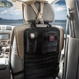 Luger Tactical Molle Car Seat Organizer