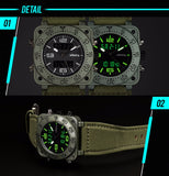 Luger Tactical Tank Watch