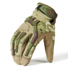 Luger Tactical Camouflage Gloves