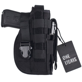 Luger Tactical Molle Belt Holster for 1911 45 92 96 Glock