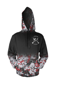 Luger Tactical Snake Camo Hoodie