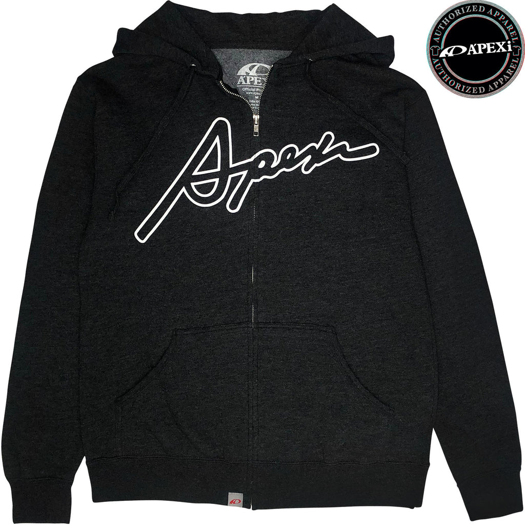 Signature Zip Up Hoodie
