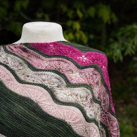 Midwestern Afternoon Shawl Sets