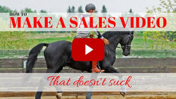 How To Make A Sales Video (That Doesn't Suck)