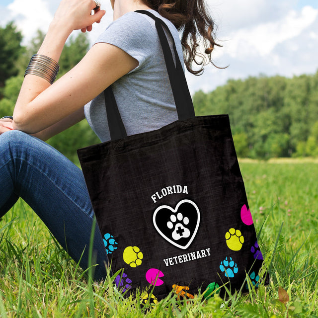 FL Veterinary Tote Bag