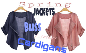 Looking for Spring Jackets👀 well here you go some of our Customer favs