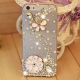 Rhinestone 3D phone Case for Iphone